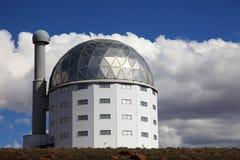Zuidafrikaanse Grote Telescoop, Zuid-Afrika Royalty-vrije Stock Foto's