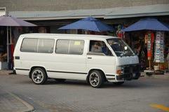 Zuidafrikaanse taxi Stock Afbeeldingen