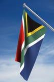 Zuidafrikaanse Vlag Stock Foto's
