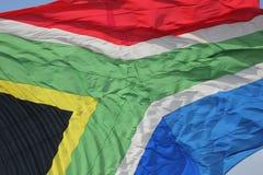 Zuidafrikaanse vlag Royalty-vrije Stock Afbeeldingen