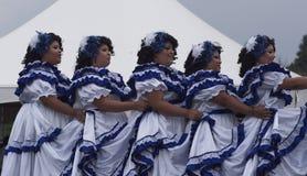 Zuidamerikaanse Dansers Royalty-vrije Stock Afbeeldingen