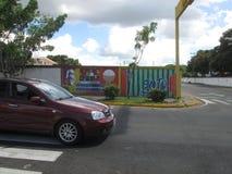 Zuidamerikaanse straatkunst, Venezuela Royalty-vrije Stock Foto's
