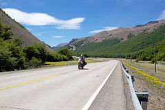 Zuidelijke Carretera, Chili stock foto's