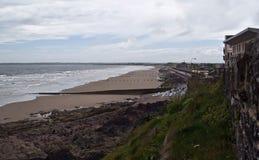 Zuidelijke Ierse kust Stock Foto