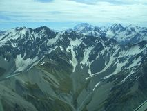 Zuidelijke Indruk 1 van Alpen stock fotografie