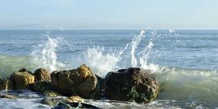 Zuidelijke kust Stock Foto