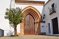 Zuidelijke Spaanse Kerk Royalty-vrije Stock Fotografie