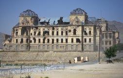 Zuidelijke Voorzijde Darul Aman Palace Royalty-vrije Stock Foto
