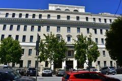 Zuidelijke Vreedzame het Ziekenhuis gedraaide Hogere Huisvesting van het Genadeterras, 3 royalty-vrije stock afbeeldingen