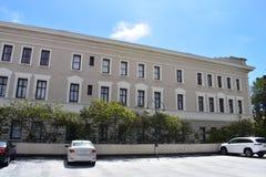 Zuidelijke Vreedzame het Ziekenhuis gedraaide Hogere Huisvesting van het Genadeterras, 5 royalty-vrije stock foto's