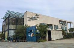 Zuiden Carolina Aquarium, Charleston, Sc Stock Fotografie