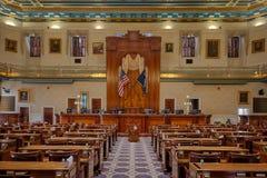 Zuiden Carolina House Chamber Stock Foto's