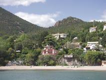 Zuiden van Frankrijk Royalty-vrije Stock Foto's