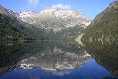 Zuiden van Frankrijk de Pyreneeën Royalty-vrije Stock Afbeeldingen