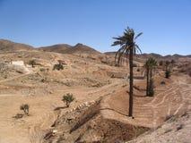 Zuiden van Tunesië Stock Afbeelding