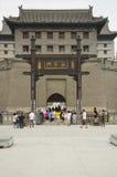 Zuidenpoort Xian City Wall stock foto