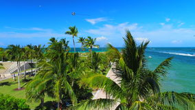 Zuidenstrand, het Strand van Miami florida De V.S. stock videobeelden