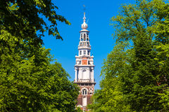 Zuiderkerk, Amsterdam, The Netherlands Stock Photo
