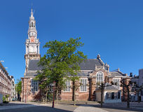 Zuiderkerk in Amsterdam, Netherlands Royalty Free Stock Photography