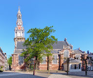 Zuiderkerk in Amsterdam, Netherlands Stock Photography