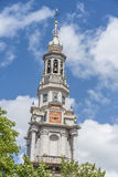Zuiderkerk in Amsterdam, Netherlands. Royalty Free Stock Photography