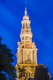 Zuiderkerk in Amsterdam, Netherlands. Stock Images