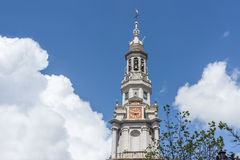 Zuiderkerk in Amsterdam, Netherlands. Stock Photography