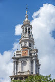 Zuiderkerk in Amsterdam, Netherlands. Royalty Free Stock Image