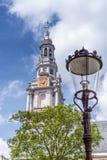 Zuiderkerk in Amsterdam, Netherlands. Stock Image