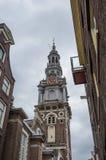 Zuiderkerk Tower Stock Photography