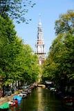 Zuiderkirk Άμστερνταμ Στοκ εικόνες με δικαίωμα ελεύθερης χρήσης