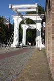 Zuidhaven口岸是荷兰市的三个城市门之一济里克泽 免版税库存照片