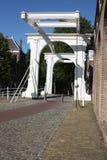 Zuidhaven口岸是荷兰市的三个城市门之一济里克泽 库存图片