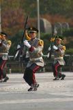 Zuidkoreaanse militaire boor Stock Fotografie