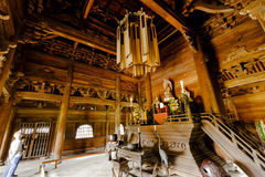Zuiryuji Temple Royalty Free Stock Photos