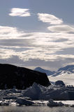 Zuiver Antarctica Royalty-vrije Stock Foto's