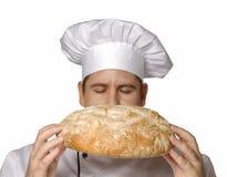 Zuiver brood. Stock Fotografie