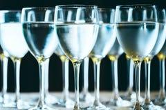 Zuiver drinkwater Royalty-vrije Stock Fotografie