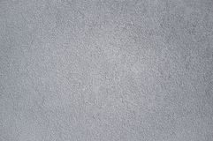 Zuiver Grey Wall Grainy Texture royalty-vrije stock afbeelding