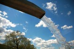 Zuiver water Stock Afbeeldingen