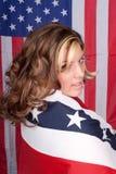 Zuivere Amerikaan Stock Fotografie