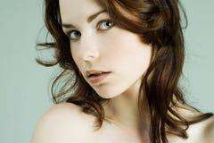 Zuivere Schoonheid Royalty-vrije Stock Afbeeldingen
