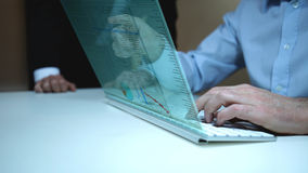 Zukünftige Arbeitskraft Lizenzfreie Stockbilder