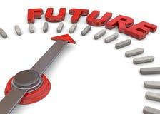 Zukünftige Richtung - 3D Stockfotos