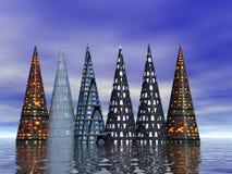 Zukünftige Stadt