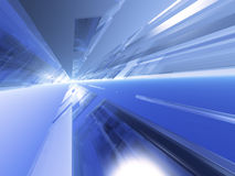 Zukünftige Technologie Lizenzfreies Stockfoto