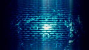 Zukünftige Technologie 0310 Lizenzfreies Stockfoto