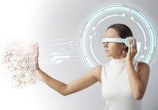 Zukünftige Technologien Lizenzfreie Stockfotografie