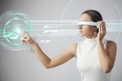 Zukünftige Technologien Lizenzfreies Stockfoto