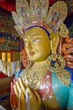 Zukünftiger Buddha Stockfotos